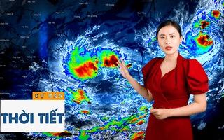 Bản tin dự báo thời tiết 4-11: Bão số 10 sẽ suy yếu thành áp thấp; Miền Bắc đón nhiều đợt rét đậm rét hại