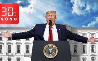 Bản tin 30s Nóng: Ông Trump cho rằng 'thắng rồi, thắng đậm'; Container tông hàng loạt xe dừng đèn đỏ