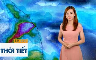 Bản tin dự báo thời tiết 5-11: Cảnh báo mưa to và lũ trên các sông từ Hà Tĩnh đến Phú Yên