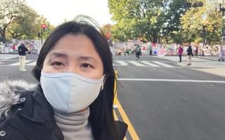 Video: Tường thuật của phóng viên về không khí bầu cử tại Mỹ
