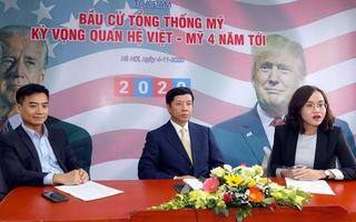 Quan hệ Việt - Mỹ và cuộc bầu cử tổng thống nhiệm kỳ mới