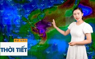 Bản tin dự báo thời tiết 6-11: Tin áp thấp nhiệt đới khẩn cấp, cảnh báo sạt lở đất và lũ quét ở miền Trung