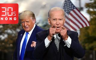 Bản tin 30s Nóng: Cập nhật tình hình bầu cử Tổng thống Mỹ; Cướp kéo lê cô gái đến rợn người