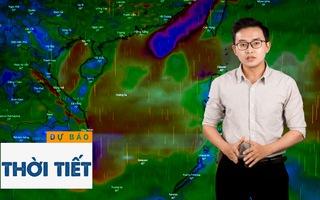 Bản tin dự báo thời tiết 7-11: Bão số 11 chuyển hướng về phía Hoàng Sa; Mưa rất to từ Quảng Nam đến Bình Định