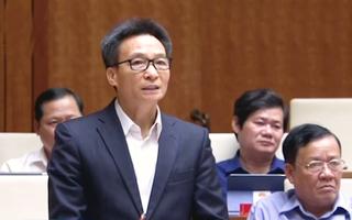 Video: Phó thủ tướng Vũ Đức Đam nói về việc cách chức hiệu trưởng Trường đại học Tôn Đức Thắng