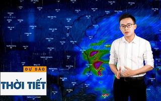 Dự báo thời tiết 9-11: Áp thấp nhiệt đới mạnh lên thành bão Etau; Cảnh báo nguy cơ sạt lở tại Quảng Trị - Phú Yên