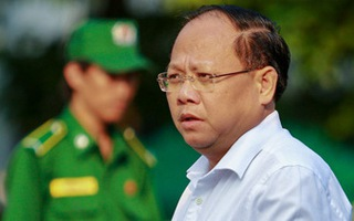 Video: Ông Tất Thành Cang bị khởi tố