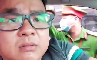 Video: Bắt và khám xét nhà ông Trương Châu Hữu Danh