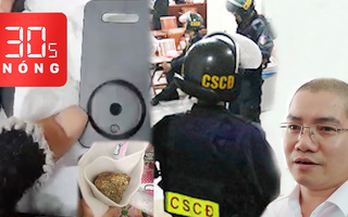 Bản tin 30s Nóng: Gửi iPhone 'xịn', nhận ốc vít, gạch đá; Lãnh đạo, nhân viên Alibaba lừa đảo, rửa tiền