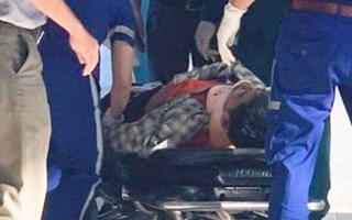 Video: Nam thanh niên rơi từ lầu 6 của một trường đại học ở TP.HCM