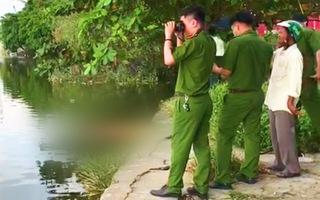 Video: Phát hiện thi thể nữ mất nửa đầu và cánh tay phải trên sông Sài Gòn