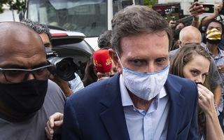 Video: Brazil bắt một thị trưởng với cáo buộc đứng đầu tổ chức tội phạm
