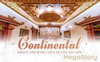 Continental - khách sạn mang 'lịch sử của Sài Gòn'
