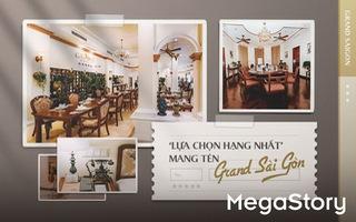 'Lựa chọn hạng nhất' mang tên Grand Sài Gòn