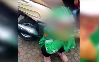 Video: Nữ tài xế Grab bị lừa lấy điện thoại