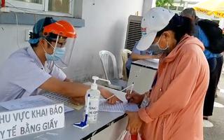 Video: Liên quan 4 ca dương tính COVID-19, TP.HCM đã lấy mẫu xét nghiệm 2.244 người