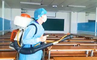 Video: Các trường phổ thông ở TP.HCM lên phương án dạy học trực tuyến
