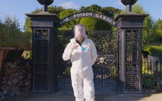 Video: Khu vườn độc dược 'chết chóc' nhất thế giới, đụng đâu 'chết' đó
