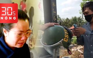 Bản tin 30s Nóng: Xôn xao clip tố cáo 'xe gửi sếp', cảnh sát ở Đồng Nai cho đi; Lại đánh trẻ mầm non tới tấp