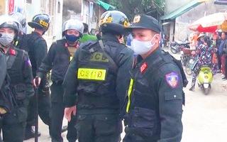 Video: Công an truy bắt 'Cường gấu' vì đánh người thương tật 40% ở Thanh Hóa