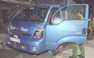 Video: Lái ô tô tải đi trộm 10 cây mai vàng thì bị bắt quả tang