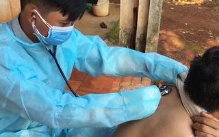 Video: Bình Phước kiểm tra sức khỏe 19 người đến từ tỉnh Vĩnh Phúc