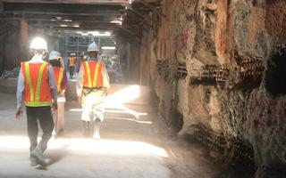 Video: Phá bức tường ngăn cách, kết nối toàn tuyến metro số 1