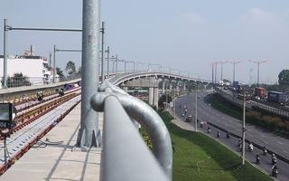 Cần 11 cầu vượt bộ hành kết nối vào metro số 1