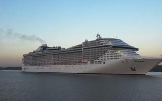 Gần 1.400 khách quốc tế vui vẻ cập cảng, tham quan  Bà Rịa - Vũng Tàu
