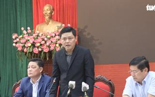 Video: Chủ tịch quận Ba Đình nhận trách nhiệm sai phạm tại công trình 8B Lê Trực
