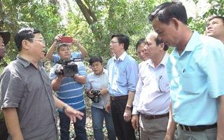 Hơn 400 ha rừng Vườn Quốc gia U Minh Hạ có nguy cơ cháy cực kỳ nguy hiểm