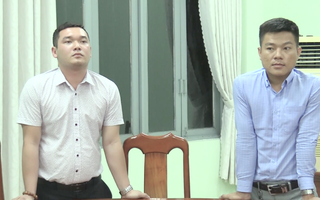 Video: Khởi tố, bắt tạm giam hai 'giám đốc 9x' vẽ ra hàng loạt dự án ma