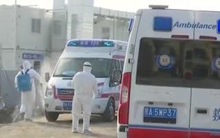 Video: Những hình ảnh bên trong bệnh viện dã chiến ở Vũ Hán