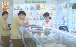 Video: Rút giấy phép, phạt 28 triệu đồng nhà thuốc 'có khẩu trang mà không bán'