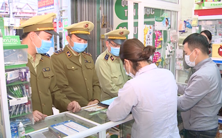 Video: Xử phạt hai nhà thuốc hơn 51 triệu đồng vì bán khẩu trang y tế cao gấp 3 lần