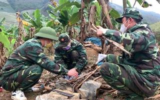 Video: Những nhà bạt quân đội bên triền đồi biên giới Việt - Trung mùa đại dịch corona