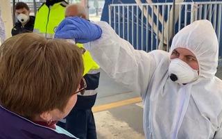 Video: Số ca tử vong vì COVID-19 tăng kỷ lục tại Italy trong vòng 24h