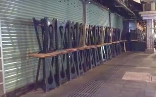 Video: Quán xá 'xuống đèn', TP.HCM quyết tâm dập dịch