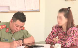 Video: Cô gái bán thuốc đặc trị COVID-19 bị công an mời làm việc