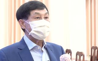 Video: Phỏng vấn ông Johnathan Hạnh Nguyễn, người đóng góp hàng tỉ đồng mua thiết bị y tế chống COVID-19