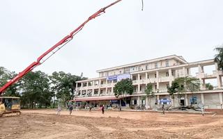Video: Hà Nội tăng tốc cải tạo bệnh viện hoang thành nơi cách ly