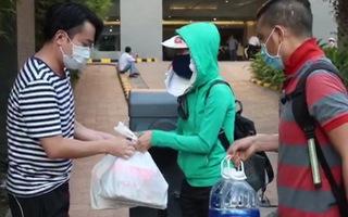 Video: Phong tỏa, cách ly ở hai chung cư tại TP.HCM vì có ca dương tính với COVID-19