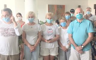 37 du khách Châu Âu hết thời hạn cách ly: 'Mọi thứ ở Việt Nam đều rất tuyệt vời, chúng tôi sẽ quay lại'
