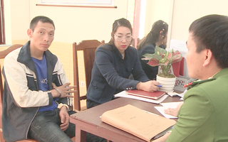 Video: Bắt giữ kẻ giết người phụ nữ dân tộc Mông do mâu thuẫn trong lúc hút thuốc.