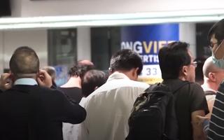 Video: Nhiều hành khách trên chuyến bay từ Anh, Malaysia về Cần Thơ nhiễm COVID-19