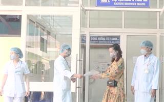 Video: Ba ca nhiễm Covid-19 tại Đà Nẵng đã được xuất viện