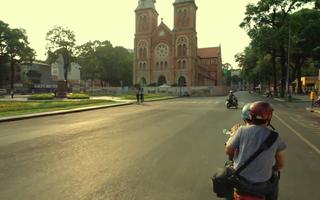 Sài Gòn 'chậm bước' dưới góc nhìn nhà nhiếp ảnh mùa dịch COVID-19