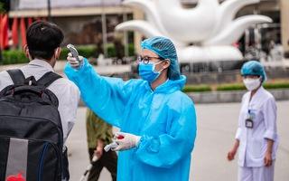 Video: Thêm 9 bệnh nhân nhiễm COVID-19, có phóng viên đầu tiên nhiễm bệnh