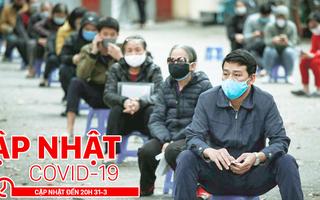 Bản tin cập nhật COVID-19: Việt Nam cách ly toàn xã hội, nhiều thành phố trên thế giới vẫn áp lệnh phong tỏa