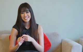 Video: Hoa hậu Khánh Vân bật mí về ngày 8-3 đặc biệt của mình